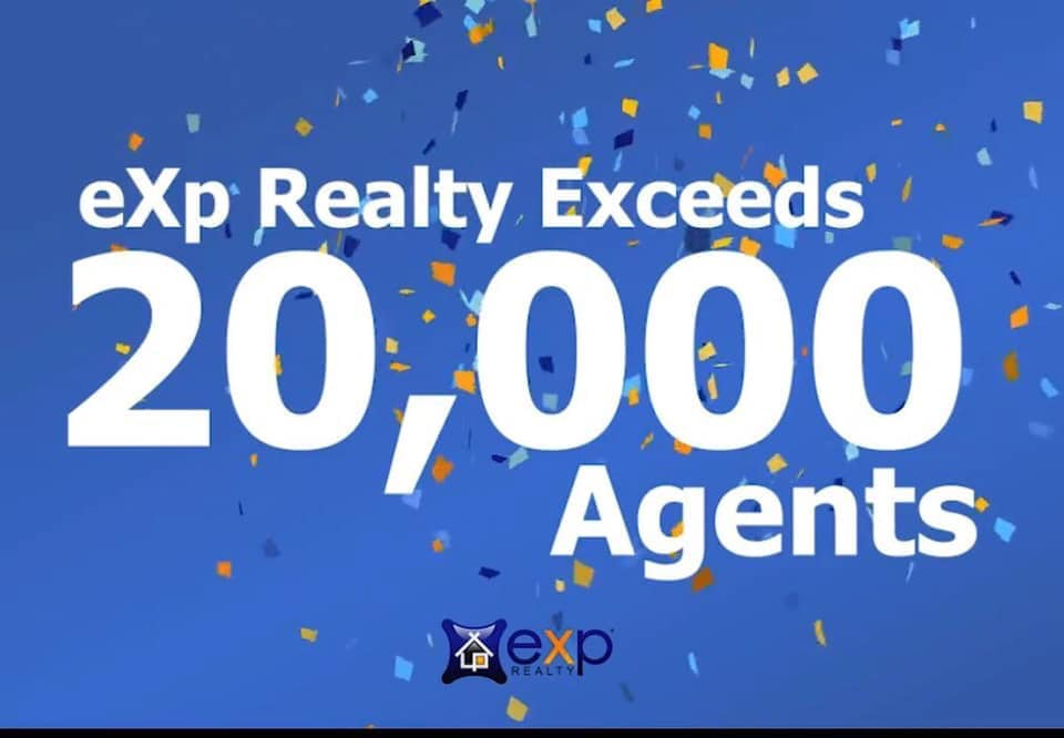 20,000 Agent Count