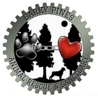 Barky Pines logo