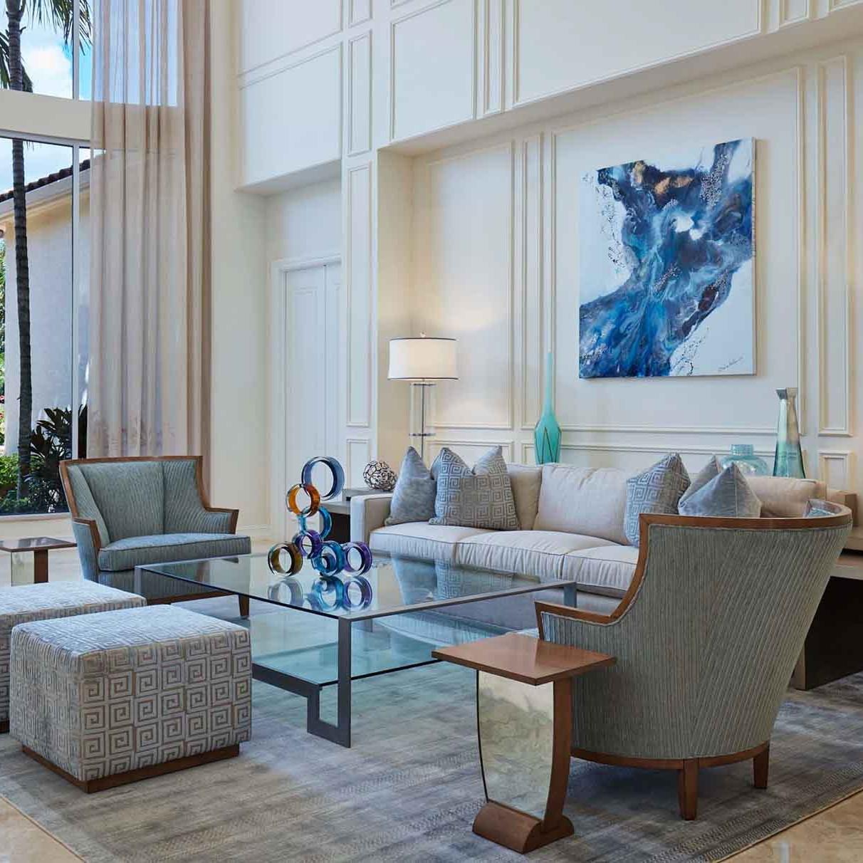ASD interterior Design Schrager Residence