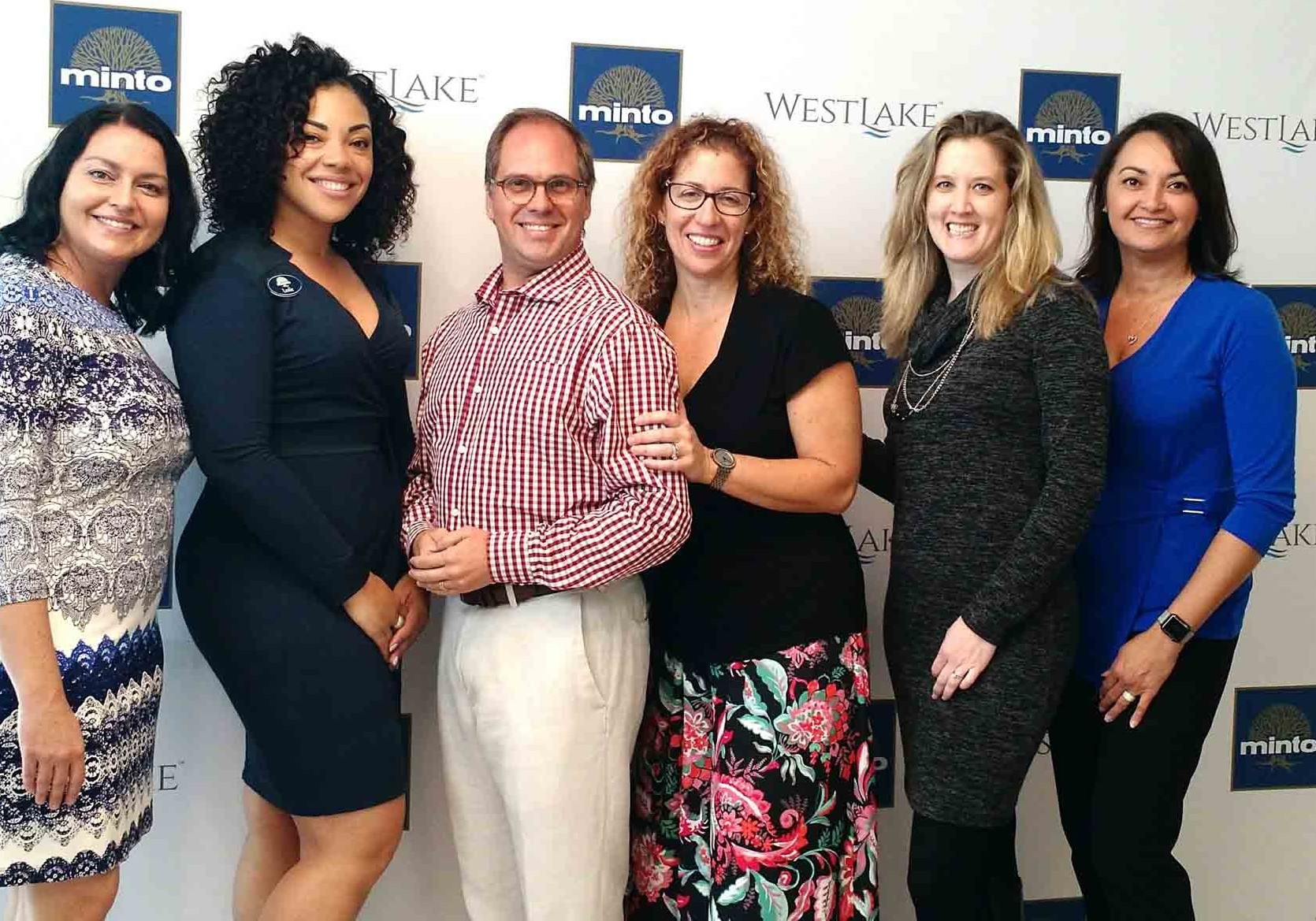 Westlake event Leslie, Sandra, Tanya, REACH